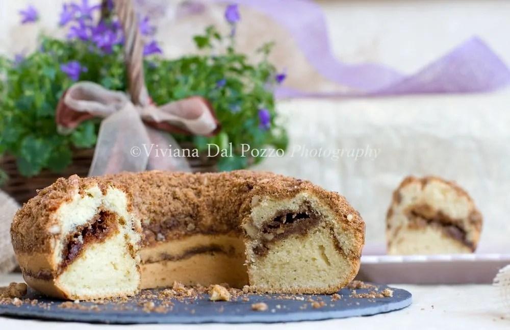 Ciambella Cinnamon Swirl Cake