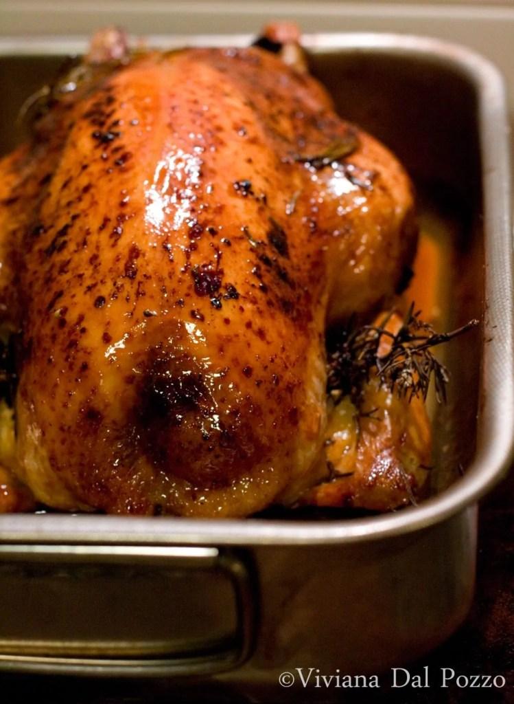 pollo ripieno