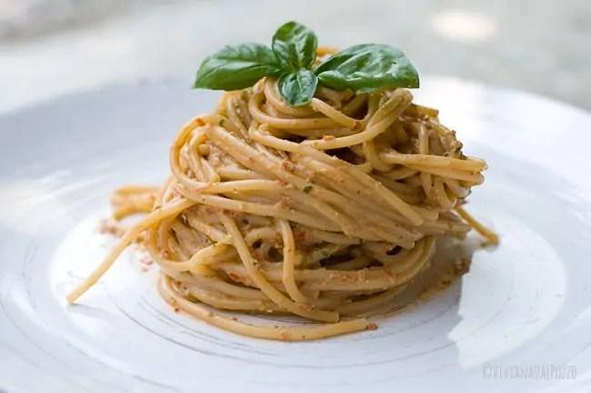 Pesto alla siciliana cosa ti preparo per cena - Cosa cucinare per cena ...