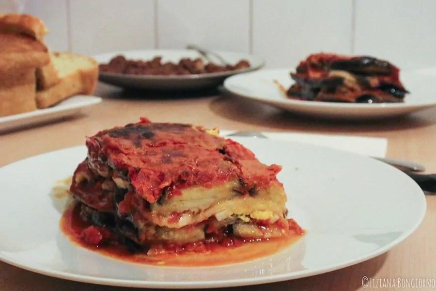 La ricetta del cuore di Tiziana: la parmigiana di melanzane di nonna Dionisia