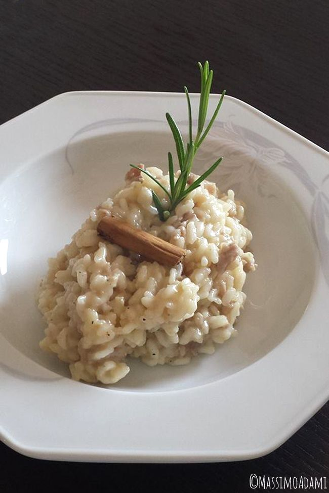 La ricetta del cuore di Massimo: il risotto col Tastasal di papà Romano