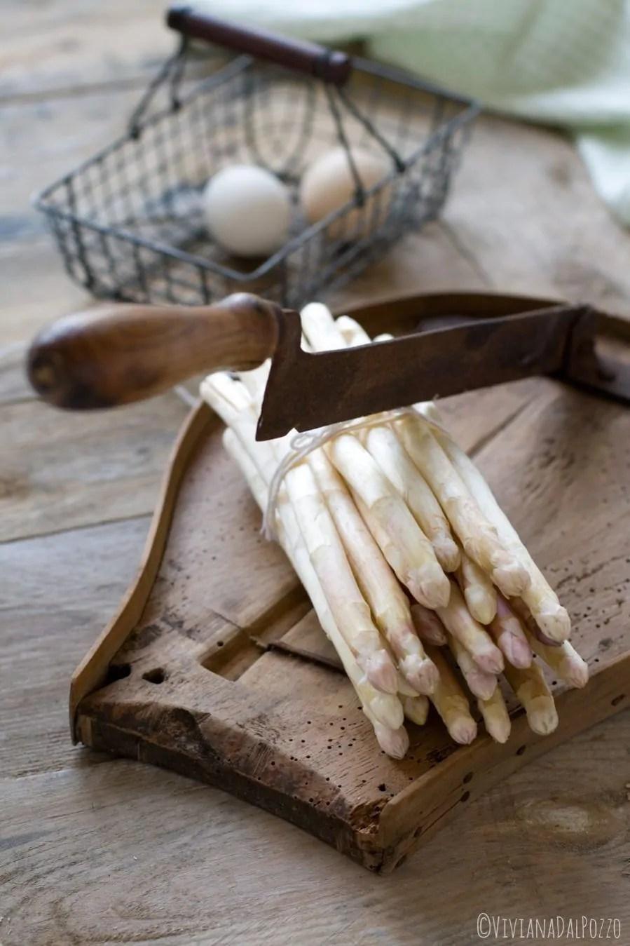 Asparagi: sceglierli e cucinarli