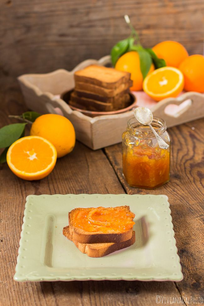Marmellata arance sicilia