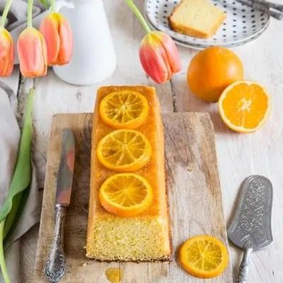 pan d'arancio ricetta originale