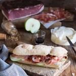 panino gourmet speck alto adige igp e mele