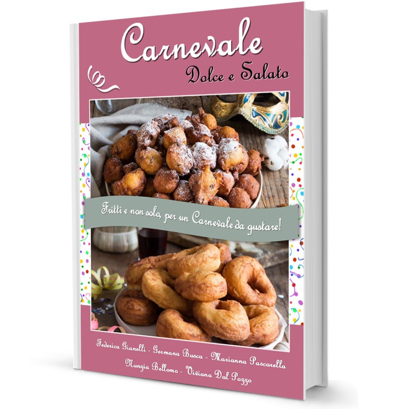 ebook ricette carnevale