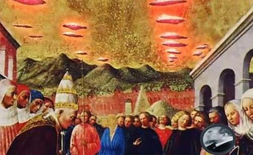 alieni vaticano archivio