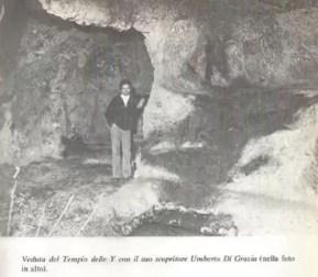Le scoperte e le ricerche nel viterbese di Umberto Di Grazia