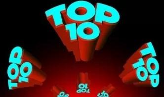 top 10 - Copertina