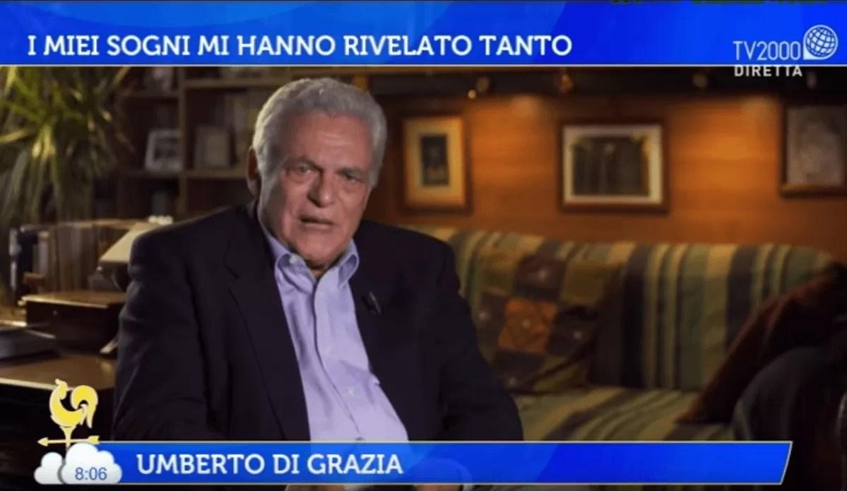 Intervento di Umberto Di Grazia a Bel Tempo si Spera – TvSat2000