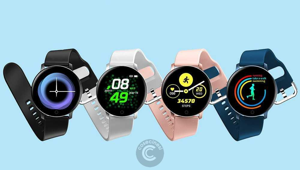 Codice sconto coupon Bakeey X9 Smart Watch