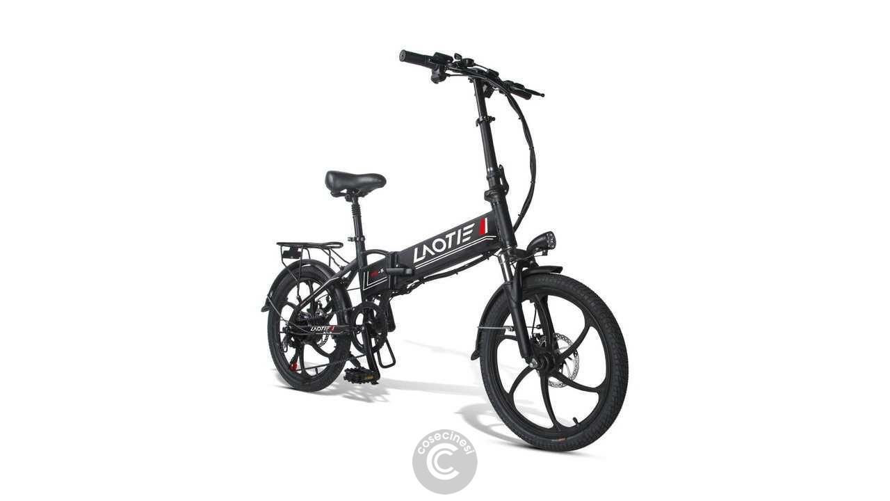 Codice sconto coupon LAOTIE PX5 20in Folding Electric Moped Bike