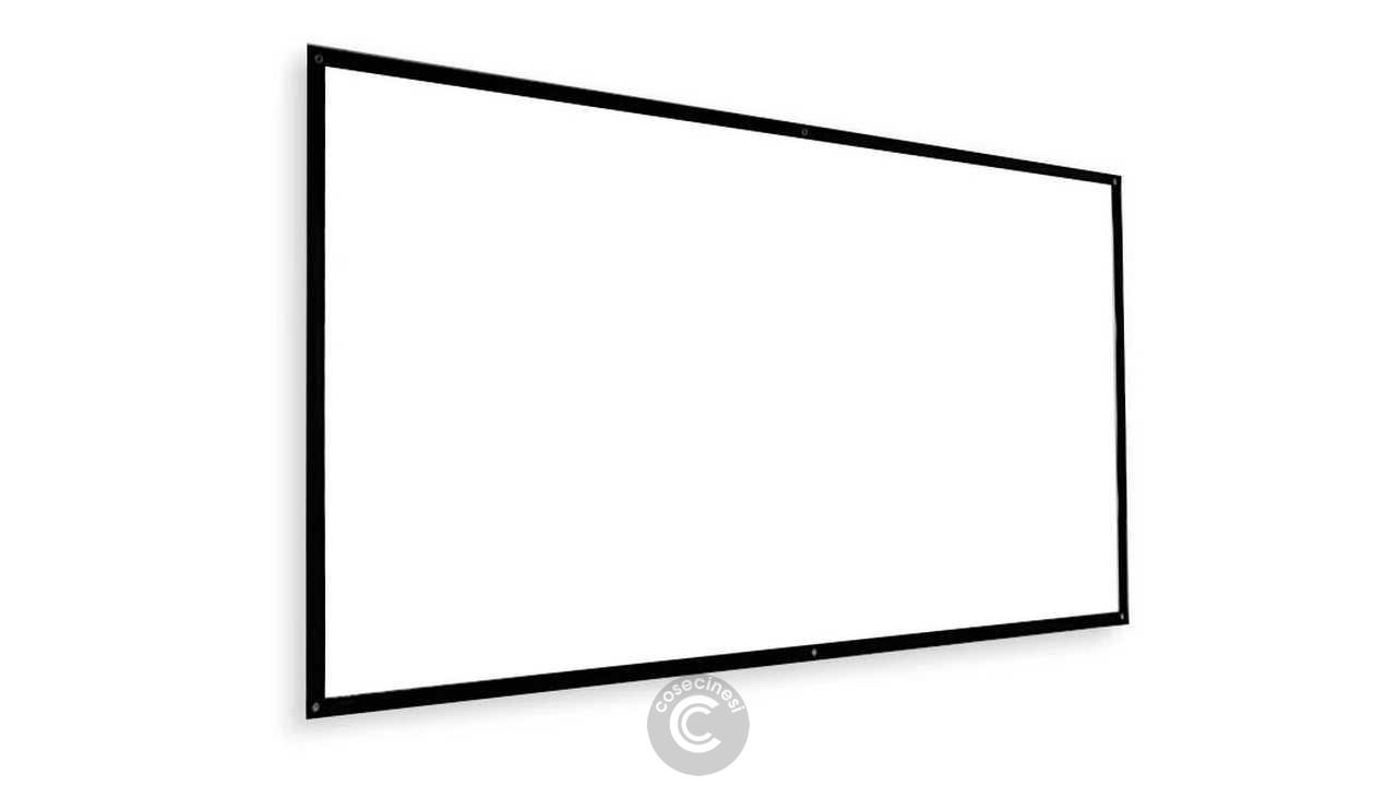 Codice sconto coupon Thinyou Projector Screen 120Inch HD Glass Fiber [Czech Warehouse]