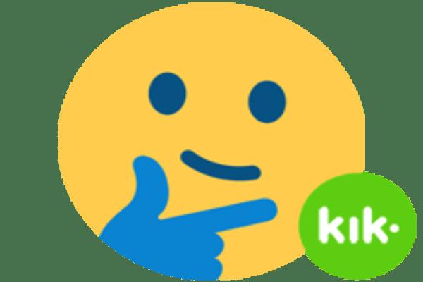 kik with smile