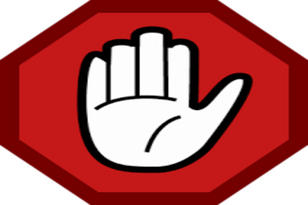 alarming hand