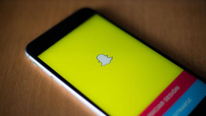 image for snapchat logo