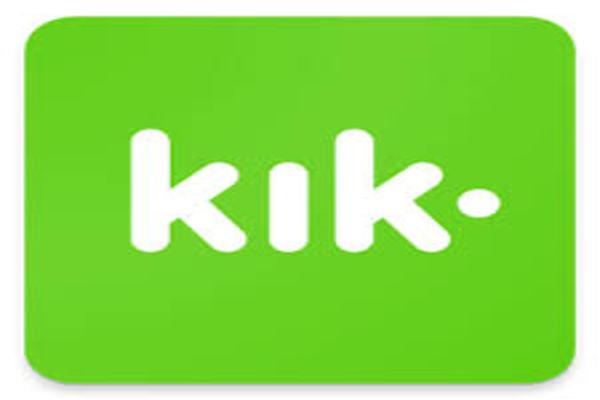 kik app logo