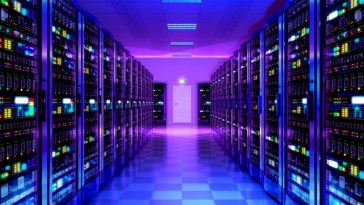 Managed server hosting your server in the cloud