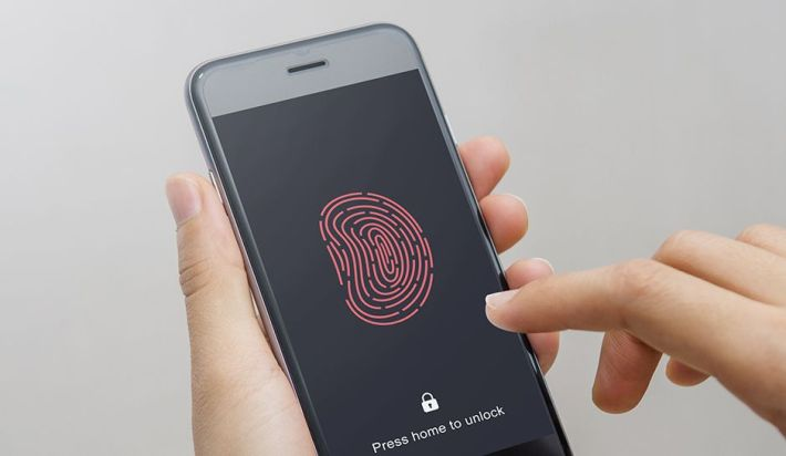 iOS update? touch id not working