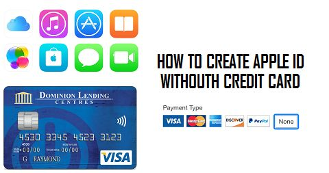 New Apple ID without Credit Card