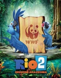 Locandina film Rio2