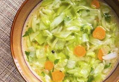 La zuppa brucia grassi