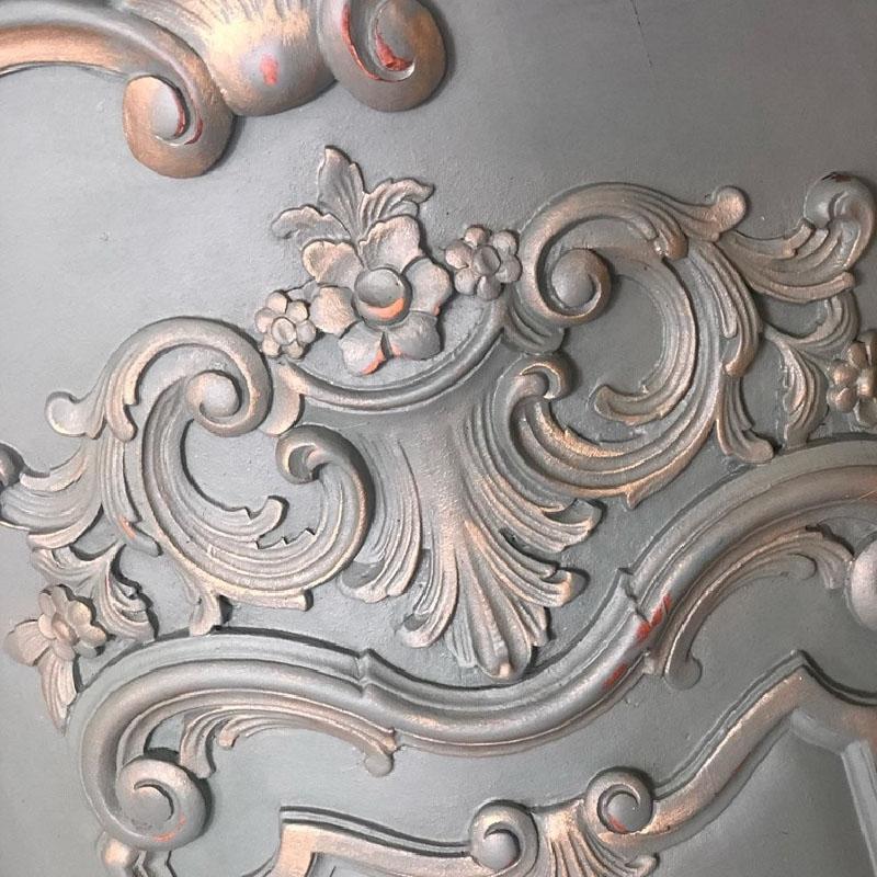Ridagli vita col restauro in perfetto stile shabby. Vernice Shabby Chic La Magic Paint Mercatino Usato Cose Di Ieri