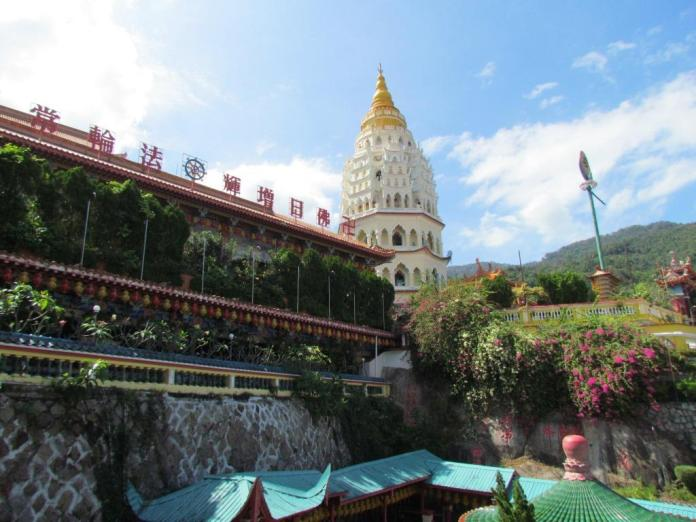 Kek Lok Si temple1