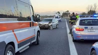 Photo of Grave incidente sull'A2 all'altezza di Montalto, due feriti gravi