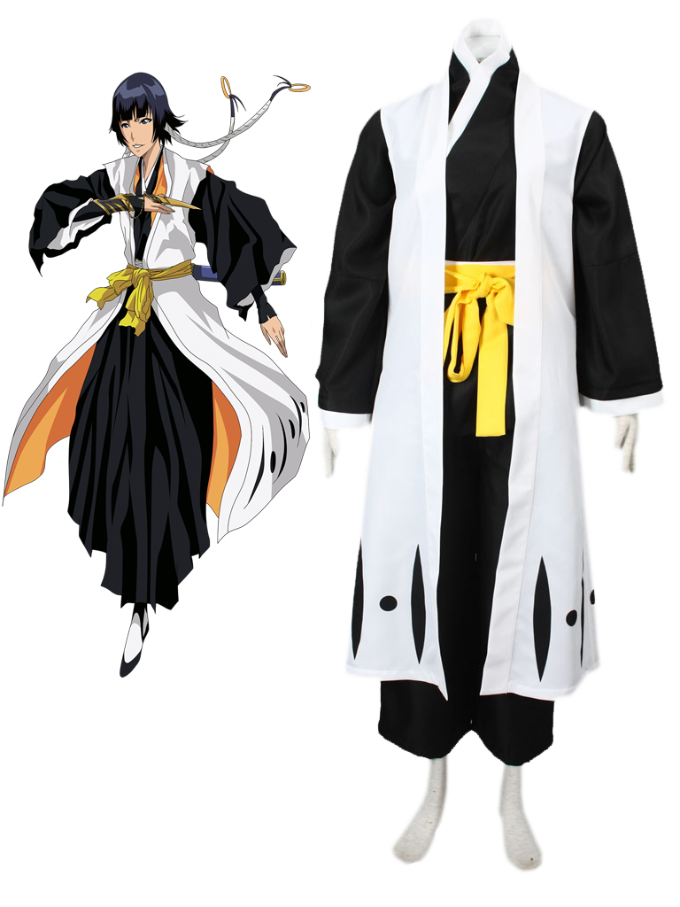 bleach gotei thirteen soi fon captain of the 2nd division soul