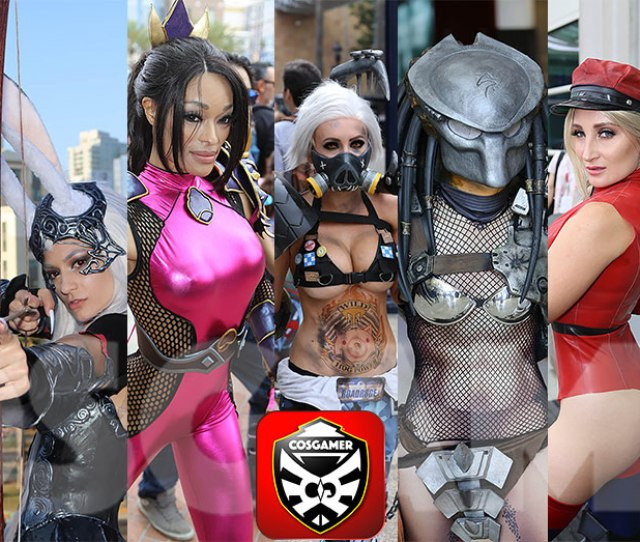 Top 20 Hottest Cosplay Babes Of San Diego Comic Con 2016