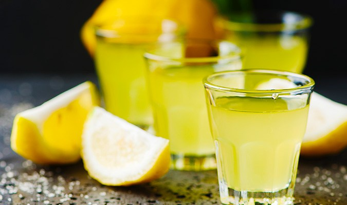 Limoncello – The Favorite Italian Lemon Liqueur