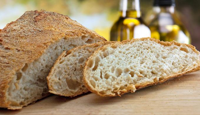 Pane Casereccio, Homemade Italian Bread