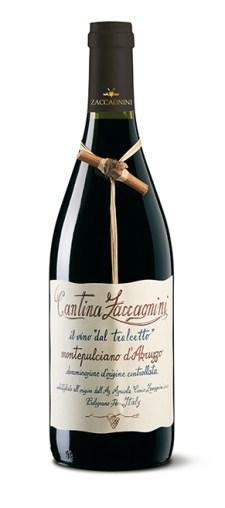 Cantina Zaccagnini Il Vino dal Tralcetto Montepulciano d'Abruzzo