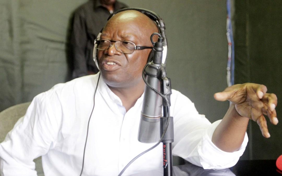 Dr. Cosmas Musumali on Comet FM