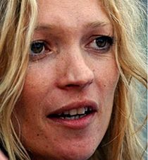 Celebrity Beauty Bites: Kate Moss