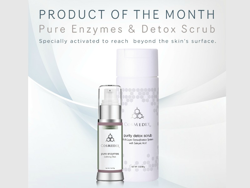 Pure Enzymes & Detox Scrub – Luxury Home Treatments