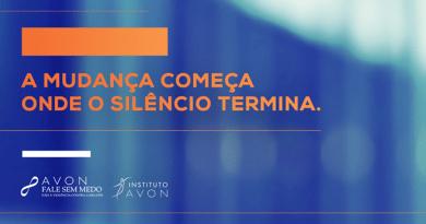 Fale sem medo e diga não à violência domestica