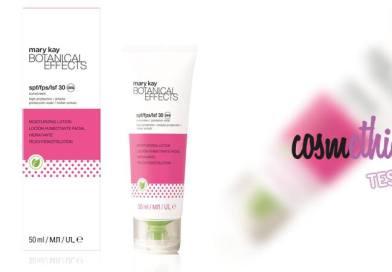 Cosmethica Testou: Hidratante FPS30 Botanical Effects® Mary Kay