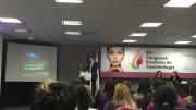 Gustavo Dieamant, do Grupo Boticário, no 29° Congresso Brasileiro de Cosmetologia