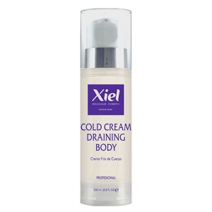 Crema fría anticelulitica / COLD CREAM DRAINING BODY 200ml / Xiel