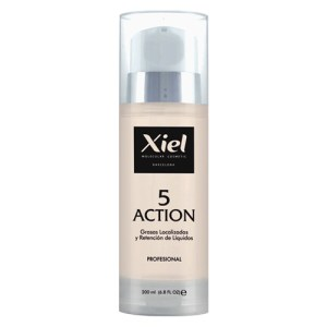 Anticelulítica volumen y peso / 5 ACTION CREAM 200ml / Xiel