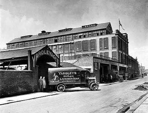 Image result for yardley factory stratford