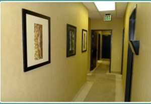 Orange County Cosmetic Surgery 4 You Office Hallway