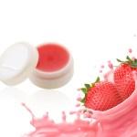Lip Balm Rasa Strawberry Seketika Ampuh Atasi Bibir Kering