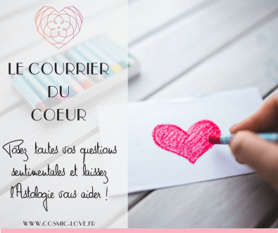 courrier du coeur