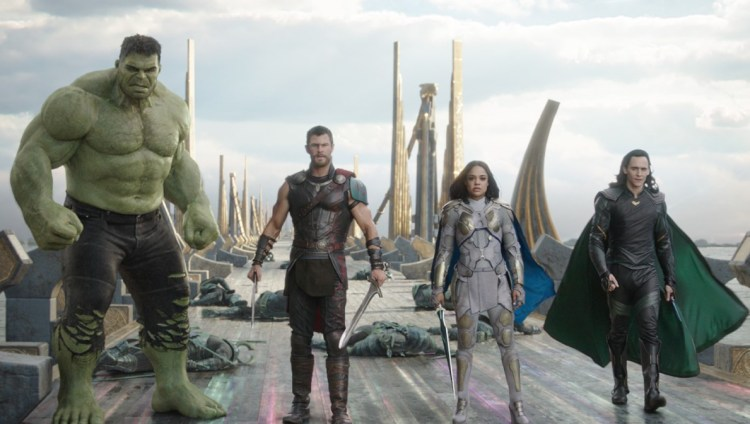 Thor Ragnarok box office