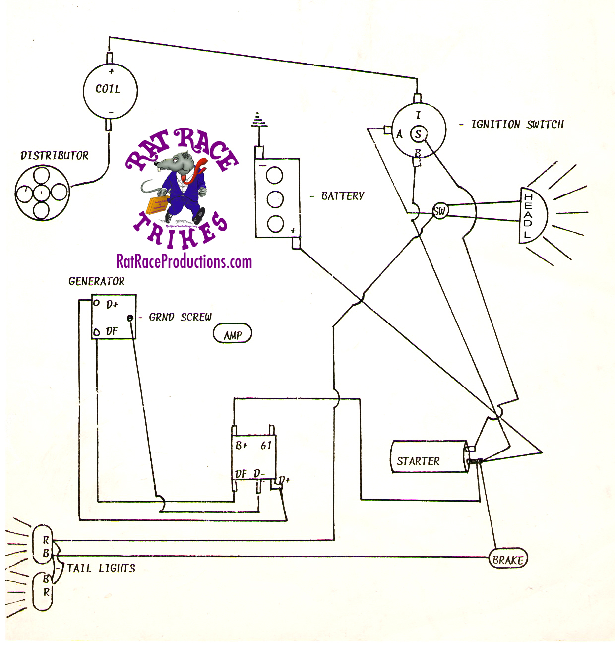 Perfect Bc Rich Warlock Wiring Diagram Illustration - Electrical ...