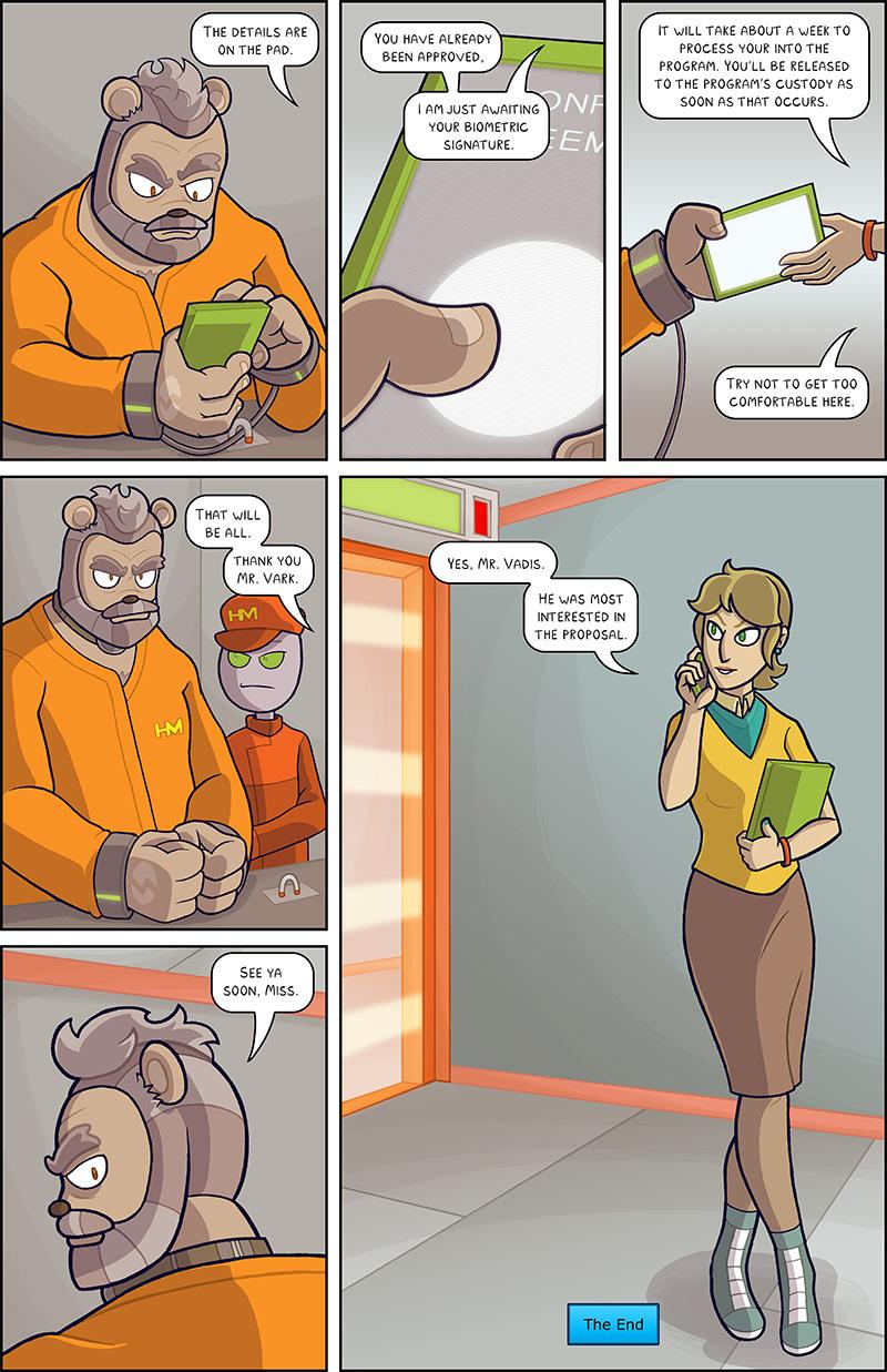 Rehabilitation: Pg 3
