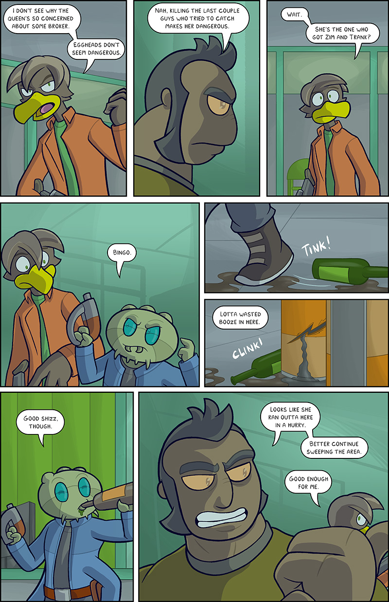 The Trap: Pg 3
